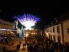 Novoroční ohňostroj Prachatice