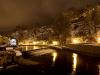 Zimní pohledy na Český Krumlov